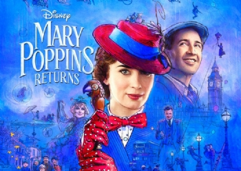 MARY POPPINS RETURNS    P  R  E  M  I  E  R  E
