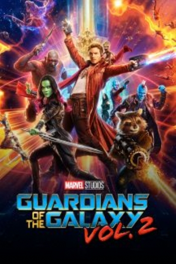 Guardians of the Galaxy Vo. 2